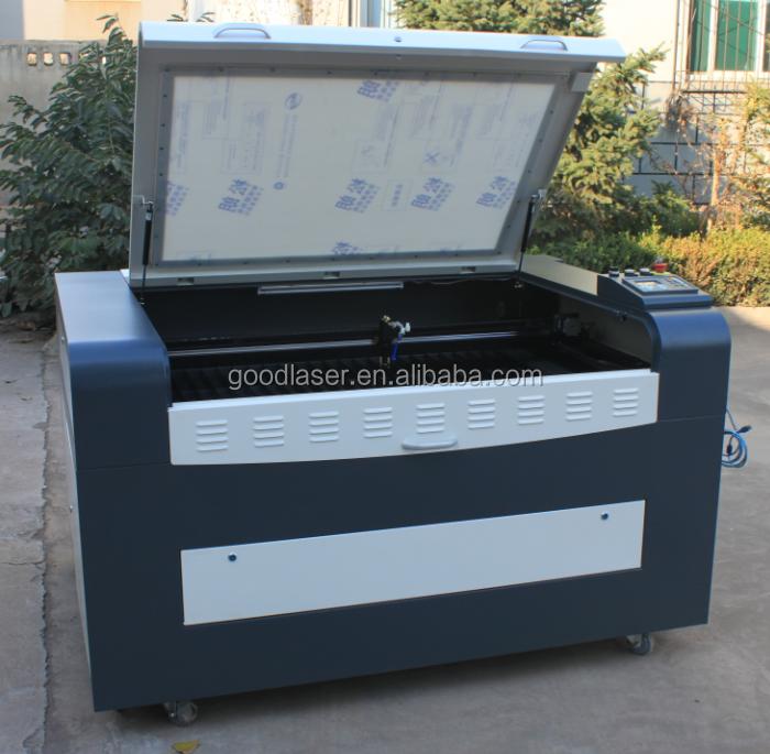 Maquina Grabadora Cortadora De Rayo Laser Co2 Para Madera