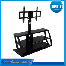 Modern entertainment mobile tv stand wall unit designs RM001