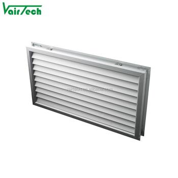Ventilation Adjustable Air Vent Air Grille Bathroom Door Ventilation