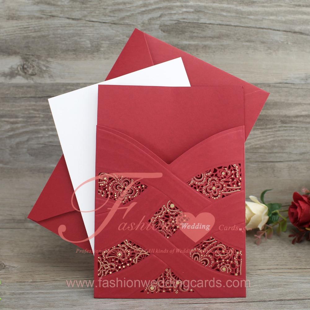 Pocket Dreams International Fancy Indian Wedding Cards - Buy Indian ...