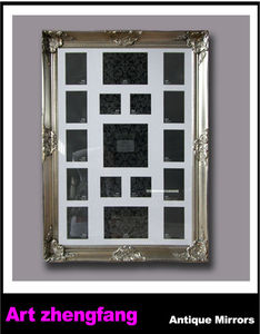 islamic antique wooden frame photo frame