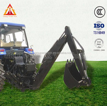 90-150hp 4x4 Compact Farm Tractor With Front End Loader and Backhoe