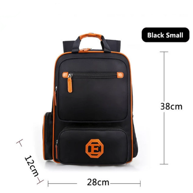 Osgoodway Fashion Orthopedic Children Primary School Bags Kids Backpack For Teenagers Boys Girls Schoolbags