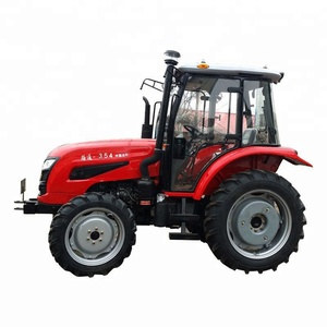 hot sale 50hp 4WD foton lovol 554 farm tractor