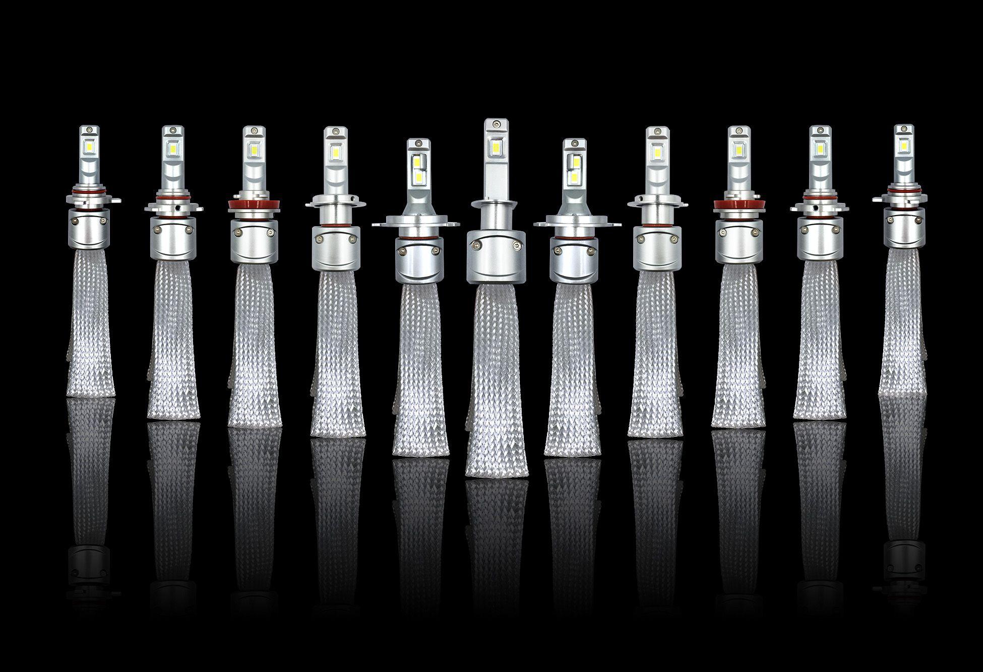 Led H7 Lampen : Fabrik led scheinwerfer widerstand gebaut in auto licht voraus
