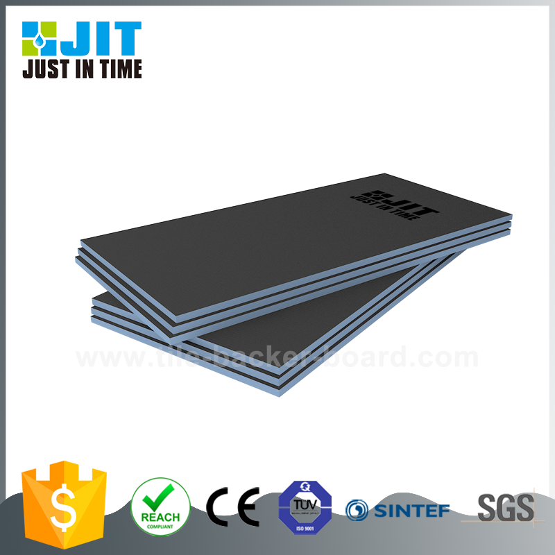 6mm Thickness Insulated Tile Backer Board For Heating Floors