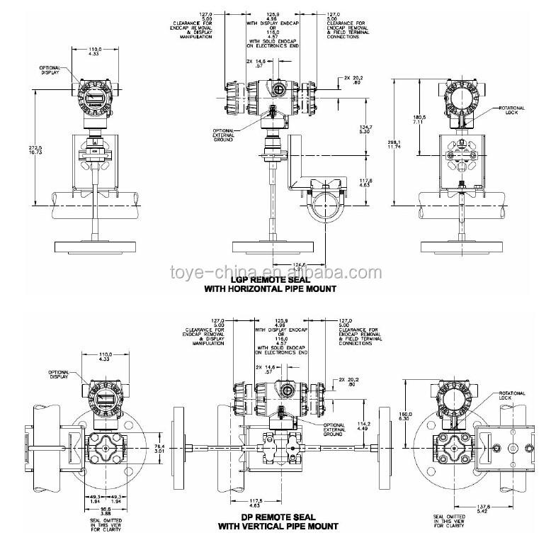 differential pressure transmitter honeywell pdf