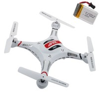 JJRC H8C 2.4Ghz RC Drone Quadcopter FPV Airplane HD 2MP Camera Extra Battery
