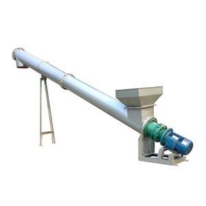 Factory Price Flexible Grain Screw Conveyors With Stainless Steel