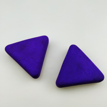 triangular tpr rubber eraser, soft eraser child stationery