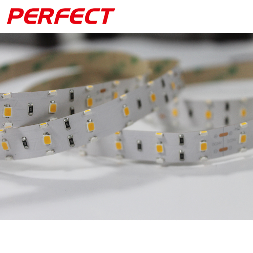 Double Side Emititng SMD3014 and Single Line SMD2835 Flexible LED Strip Decorative Light