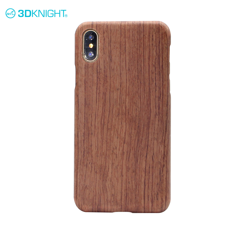 Natural rosewood printing mobilephone case for iphone x case full color original covers