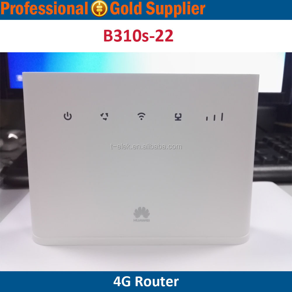 B310s-22 Wireless Gateway Router 150M 4G LTE Router