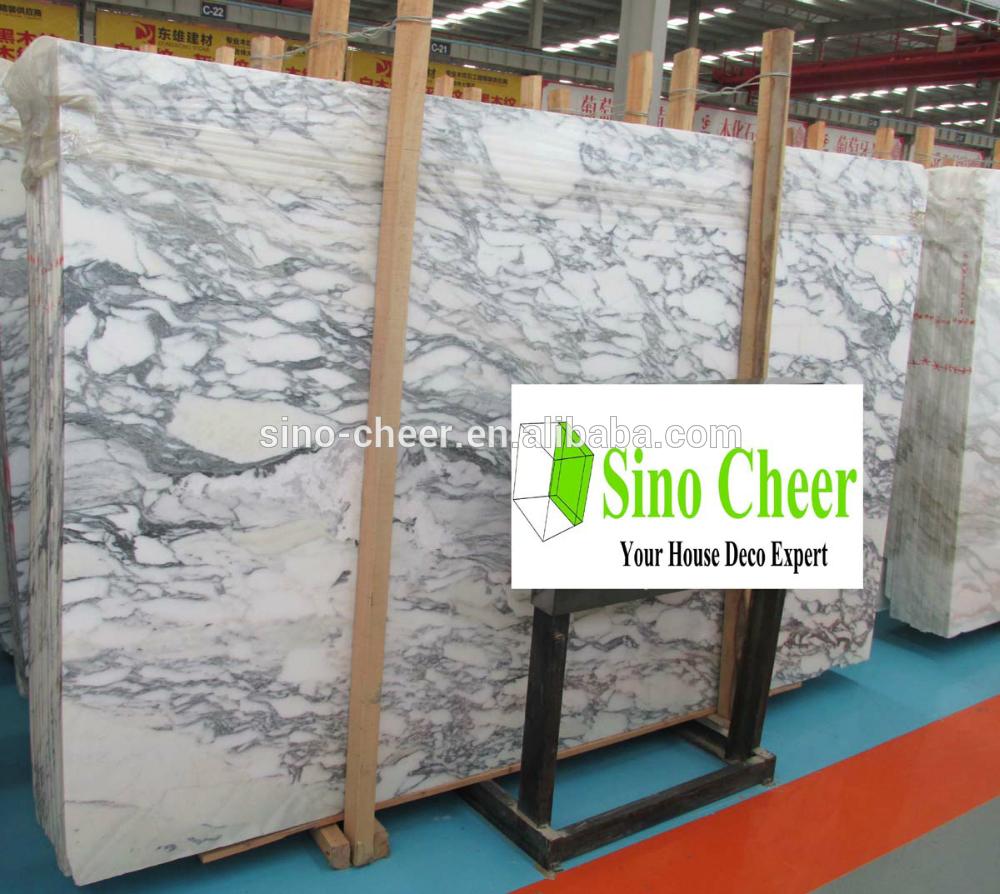 arabescato di pietra lastra di marmo italiano-malmo-Id prodotto ...