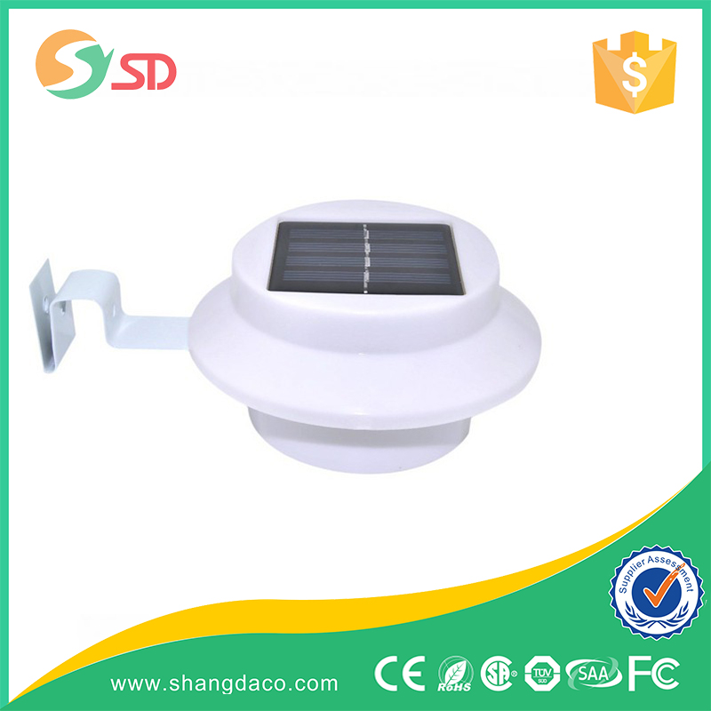 Wireless 1.5w solar power battery solar led light garden
