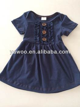 c274fd3bbf0d4 Simple design baby girl summer dress for girls of 7 years old baby girl  cotton dresses