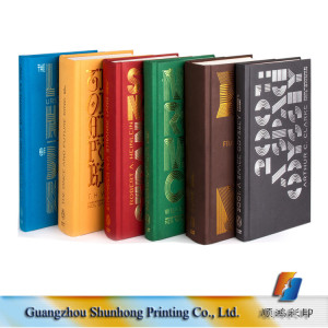 Wholesale Paper OEM Cheap Embossing Hardcover Book Printing, Catalog Printing, Brochure Printing