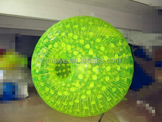 Giant Inflatable Ball That You Can Get In