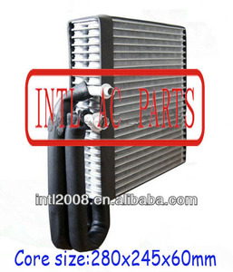 Car Aircon ac Evaporator Core Coil Opel vectra air conditioning A/C EVAPORATOR Core Body