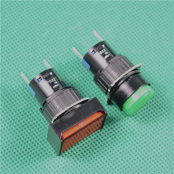 Ad16 Mm Pilot Lamp Indicator Light