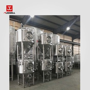 conical fermenter beer 2018 stacking tanks