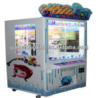 2013 Russia hot sale coin operated toy story vending game machine
