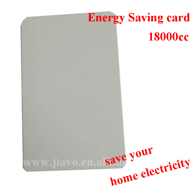 OEM Neutral Packaging Energy Saver With Cards White Color Inside ...