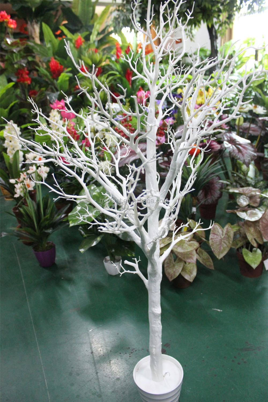 coral rama artificial para la decoraci n del hogar rbol