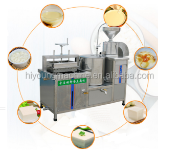 Soya Bean Curd Machine/soybean Milk Maker With Cheap Price ...