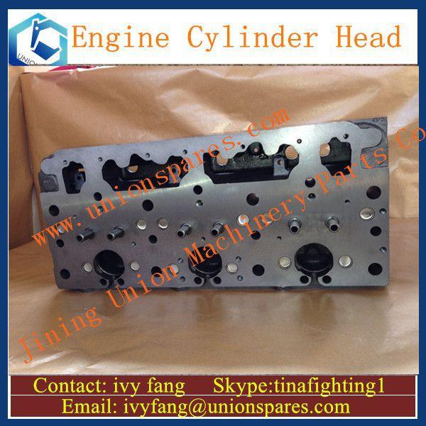 Hot Sale Engine Cylinder Head 245-4324 For Caterpillar 3406e / C15 ...