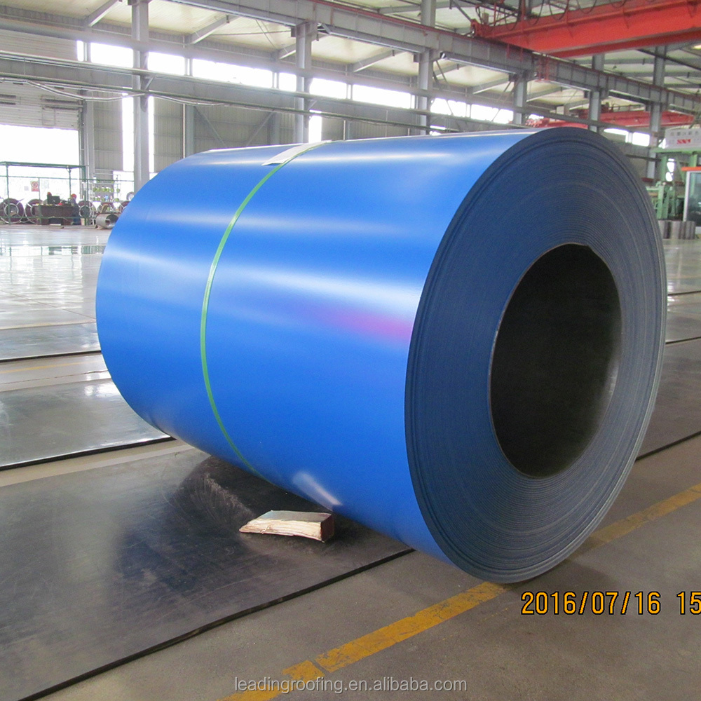 PPGI Roofing Sheet coils/rolled galvanized / colored coated stainless steel coil