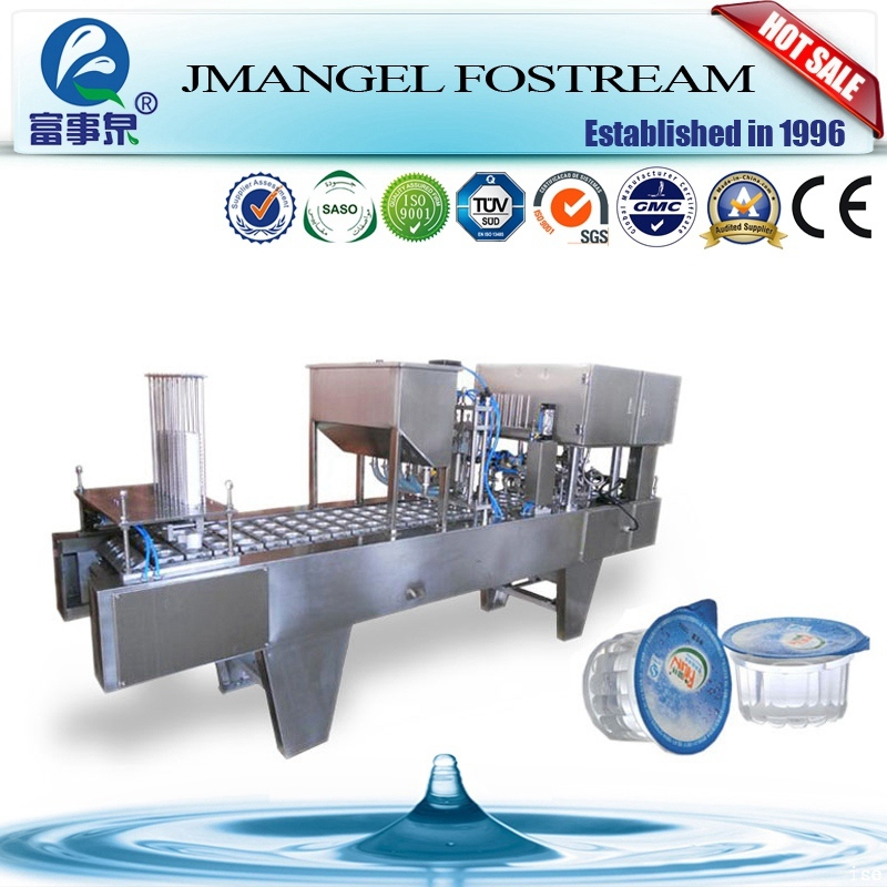 Chinese Manufacturer Automatic 4 Cup Sealer Machine Indonesia