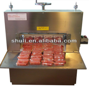 Automatic frozen meat/pork/beef/chicken/mutton cutting/cutter machine