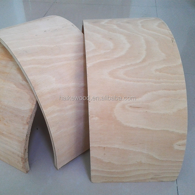 bending plywood flexible plywood bent plywood for Chair furniture