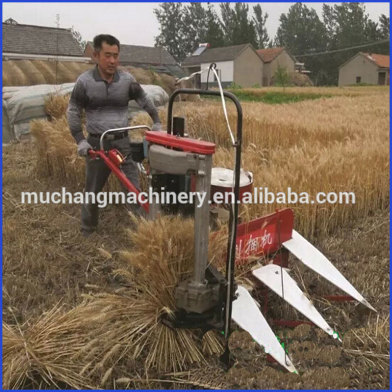 Zhengzhou supplier <strong>rice</strong> and wheat reaper binder