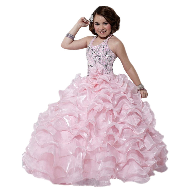 Cheap Pink Ball Gown For Kids, find Pink Ball Gown For Kids deals on ...