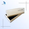 China supplier wine box wood packaging boxes wood wine case with high quality