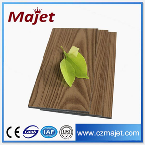 garage wall finish materials exterior wood plastic composite cladding panel aluminum composite polycarbonate
