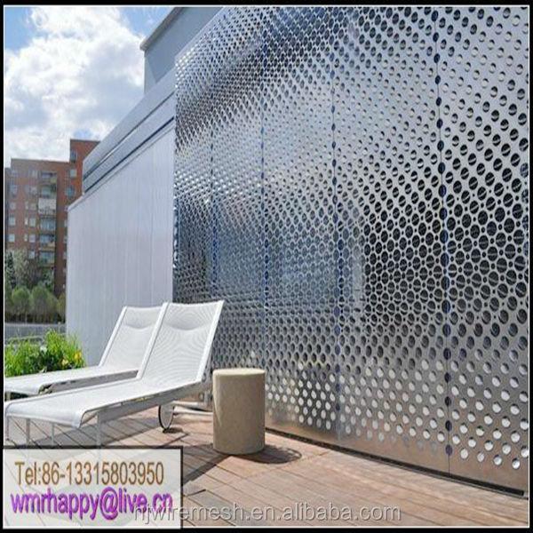 Perforated Metal Screen Wall Buy Metal Mesh Screen Wall