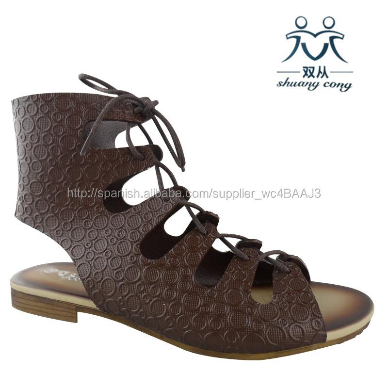 Romana Identificación Zapatos Los Para Sophia Planas Mujer Kokosalaki De Sandalias Del Calceus Sandalia deBWorCx