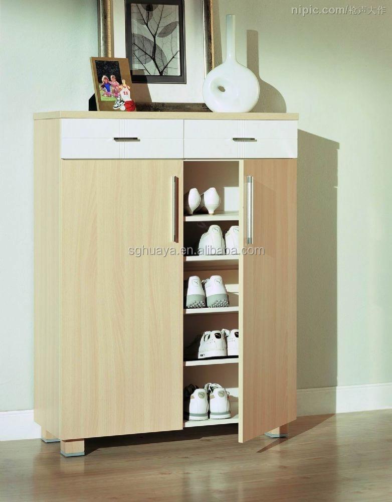 Modern Fashion Sliding Door Shoe Cabinet Product On Alibaba