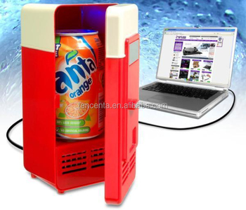 USB Fridge USB Refrigerator / Cup Bottle Cooler and Warmer