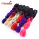 AliLeader Wholesale Angels X Pression Synthetic Jumbo Box Braid Hair Extension
