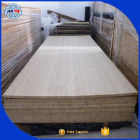 2017 new products best bleached bamboo floor and furniture boards