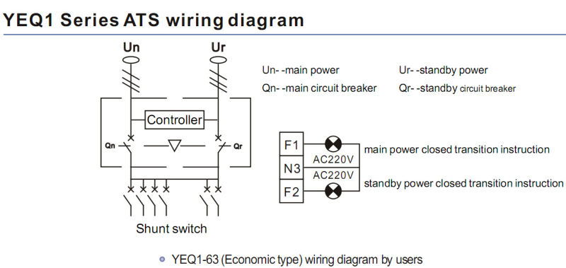 Ats 3 Phase Wiring Diagram - wiring diagrams schematics