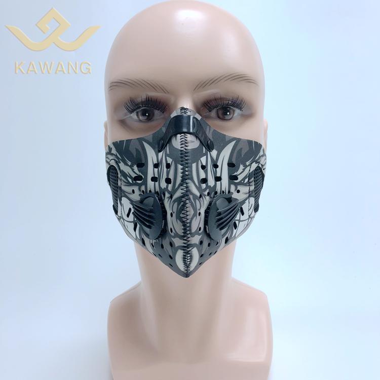 masque anti pollution n95
