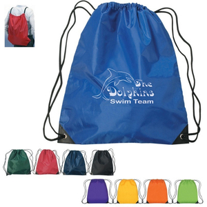 Logo Customized Wholesale Cheap Promotional Draw String Bag