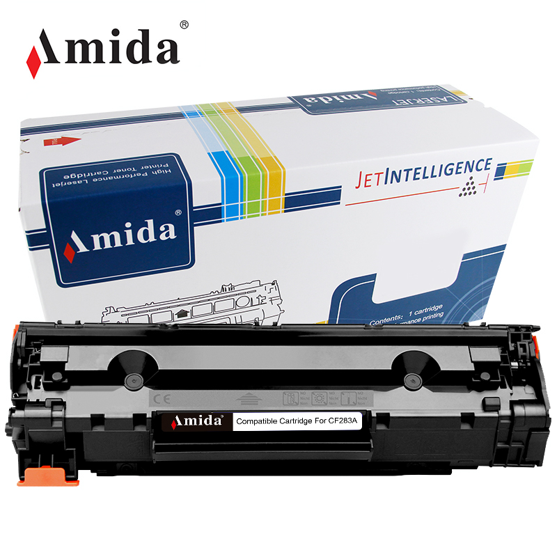 Amida Printer Laser Compatibele Toner Cartridge CF283A voor HP Kopieermachine