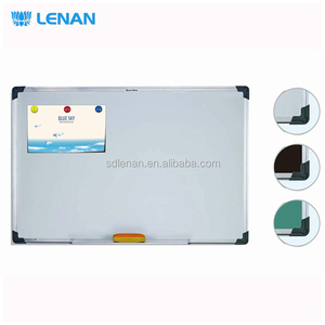 Aluminum frame new design cheap main product portable mini flexible magnetic magic whiteboard with erase