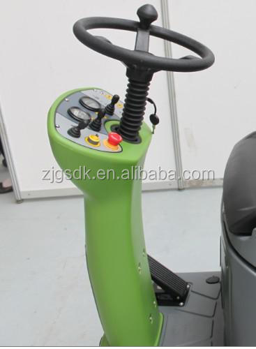 Concrete floor cleaning machine with dry cleaner buy for Concrete cleaning machine
